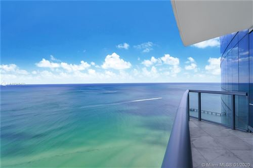 Photo of 17121 Collins Ave #3704, Sunny Isles Beach, FL 33160 (MLS # A10348471)
