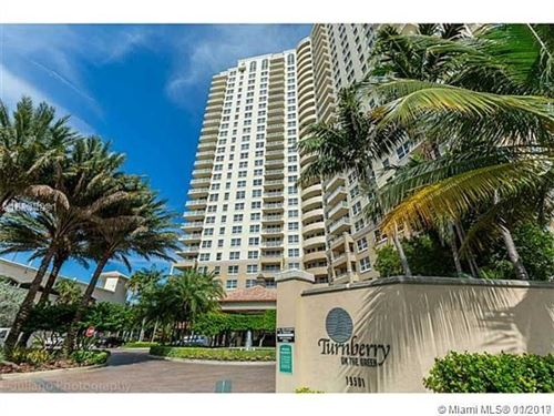 Photo of 19501 W Country Club Dr #510, Aventura, FL 33180 (MLS # A10427471)