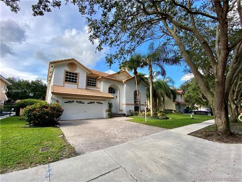 Photo of Listing MLS a10899471 in 11107 Des Moines Ct Cooper City FL 33026