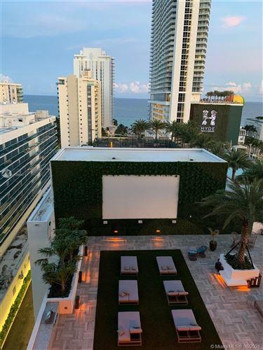 Photo of 4010 S Ocean Dr #R903, Hollywood, FL 33019 (MLS # A11090471)