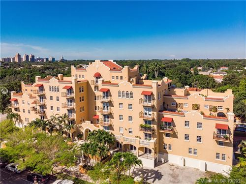 Photo of 1400 Salzedo St #302, Coral Gables, FL 33134 (MLS # A11110471)