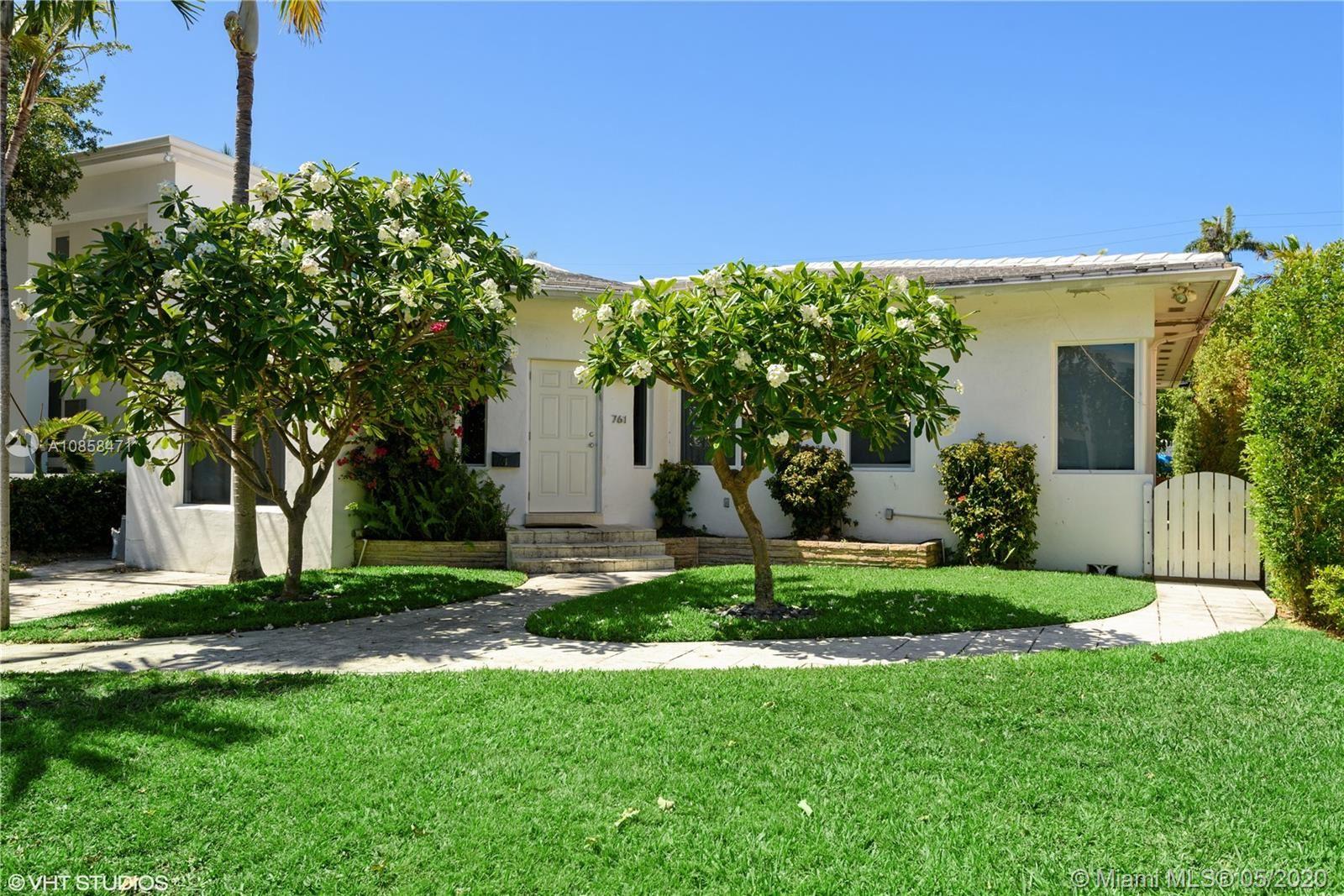 761 Lakeview Dr, Miami Beach, FL 33140 - #: A10858471