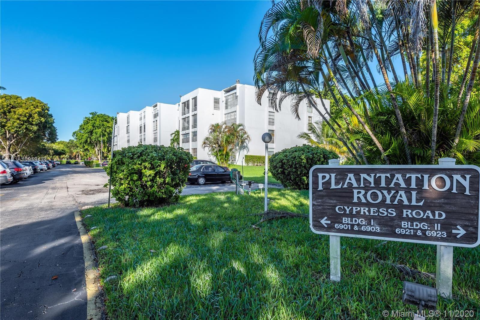 Photo of 6901 Cypress Rd #A17, Plantation, FL 33317 (MLS # A10959471)