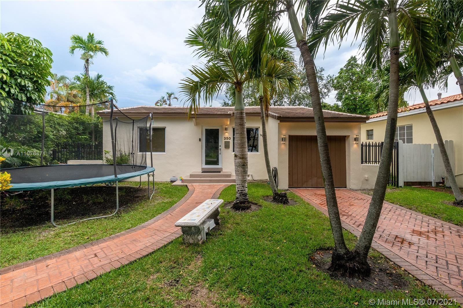 350 Morningside Dr, Miami Springs, FL 33166 - #: A11076471
