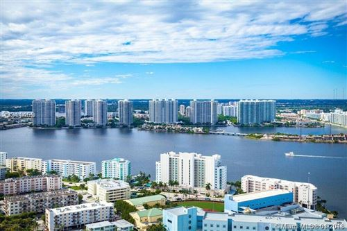 Photo of 18201 Collins Ave #4507, Sunny Isles Beach, FL 33160 (MLS # A10397472)