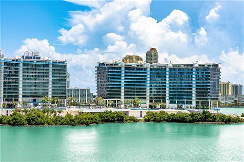 Photo of 5000 Island Estates Dr #1106, Aventura, FL 33160 (MLS # A10820472)
