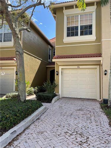 Photo of 4856 Bonsai Cir #106, Palm Beach Gardens, FL 33418 (MLS # A10999472)
