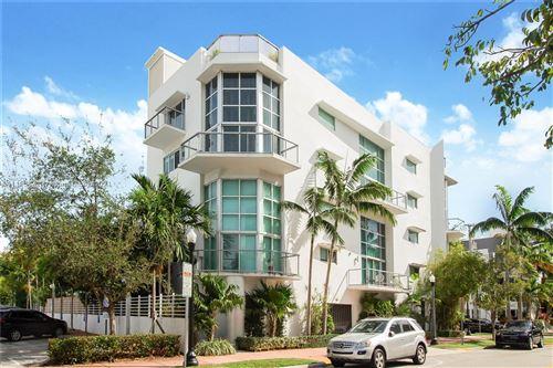 Photo of 401 Jefferson Ave #6, Miami Beach, FL 33139 (MLS # A11115472)