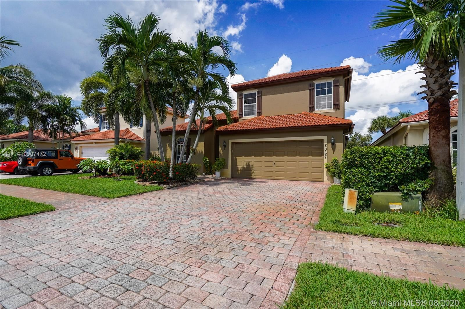 8067 Saw Palmetto Ln, Boynton Beach, FL 33436 - #: A10907472