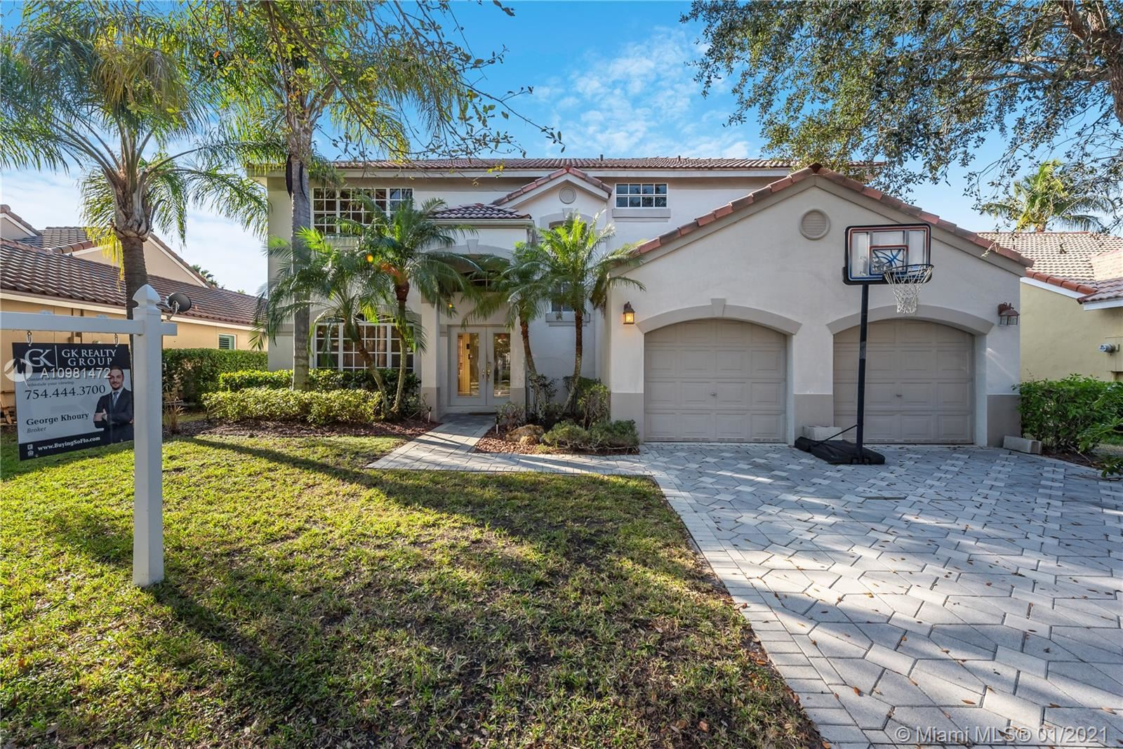 773 Verona Lake Dr, Weston, FL 33326 - #: A10981472