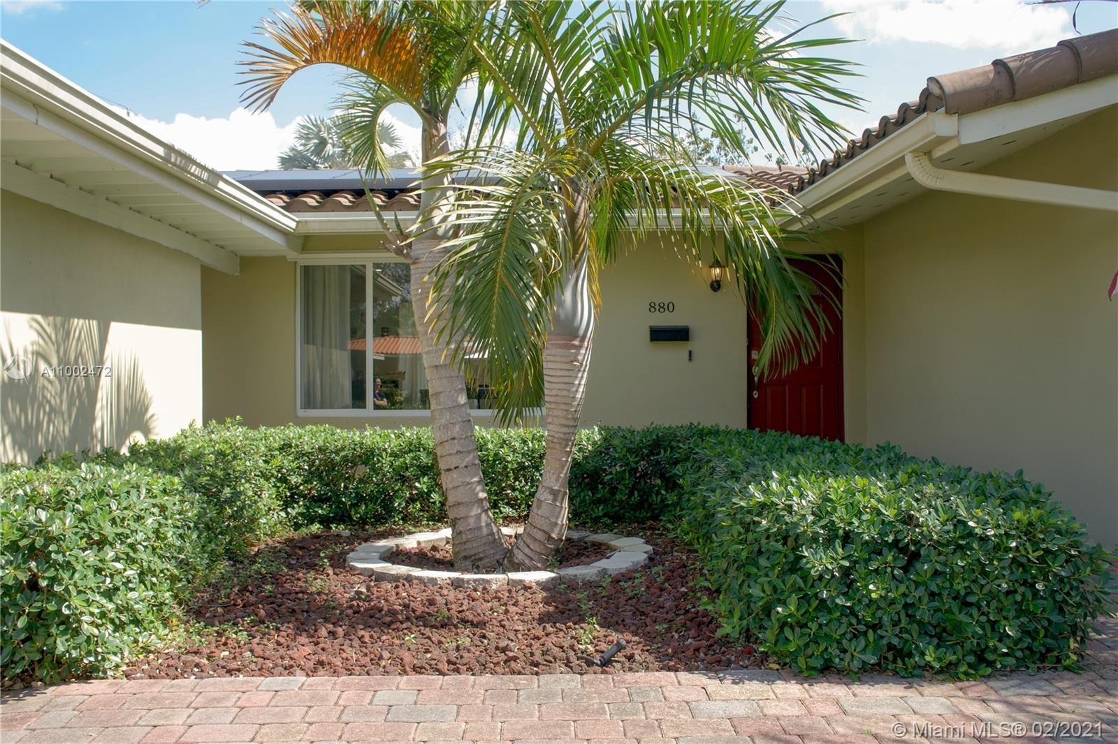 Photo of 880 Oleander Dr, Plantation, FL 33317 (MLS # A11002472)