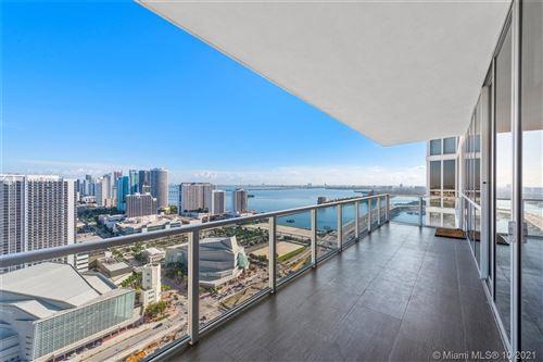 Photo of 1100 Biscayne Blvd #3708, Miami, FL 33132 (MLS # A11108473)