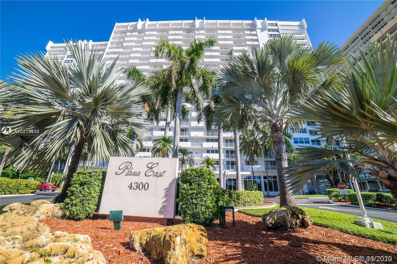 4300 N Ocean Blvd #7H, Fort Lauderdale, FL 33308 - #: A10810473