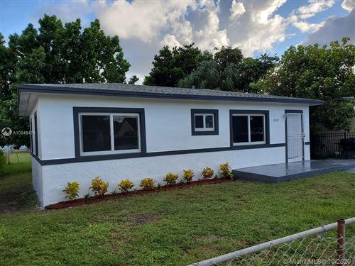 Photo of 2530 Superior St, Opa-Locka, FL 33054 (MLS # A10946474)