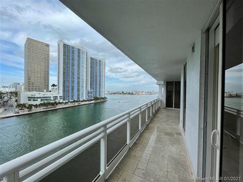 Photo of 901 Brickell Key Blvd #1005, Miami, FL 33131 (MLS # A10982474)