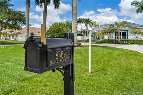 Photo of 8369 Man O War Rd, Palm Beach Gardens, FL 33418 (MLS # A11030474)