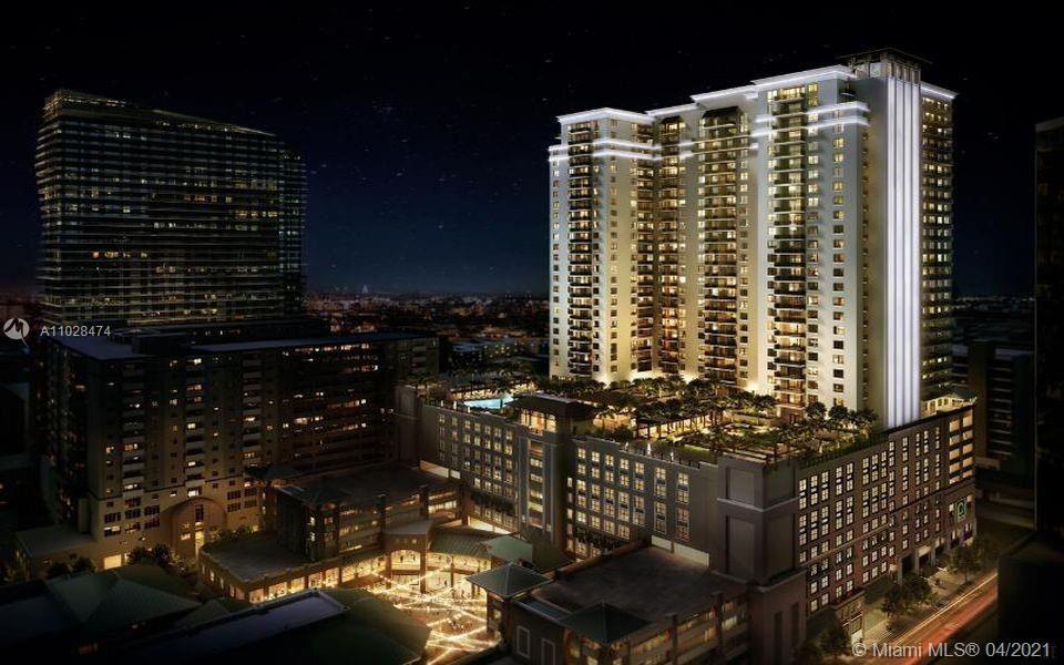 999 SW 1st Ave #2815, Miami, FL 33130 - #: A11028474