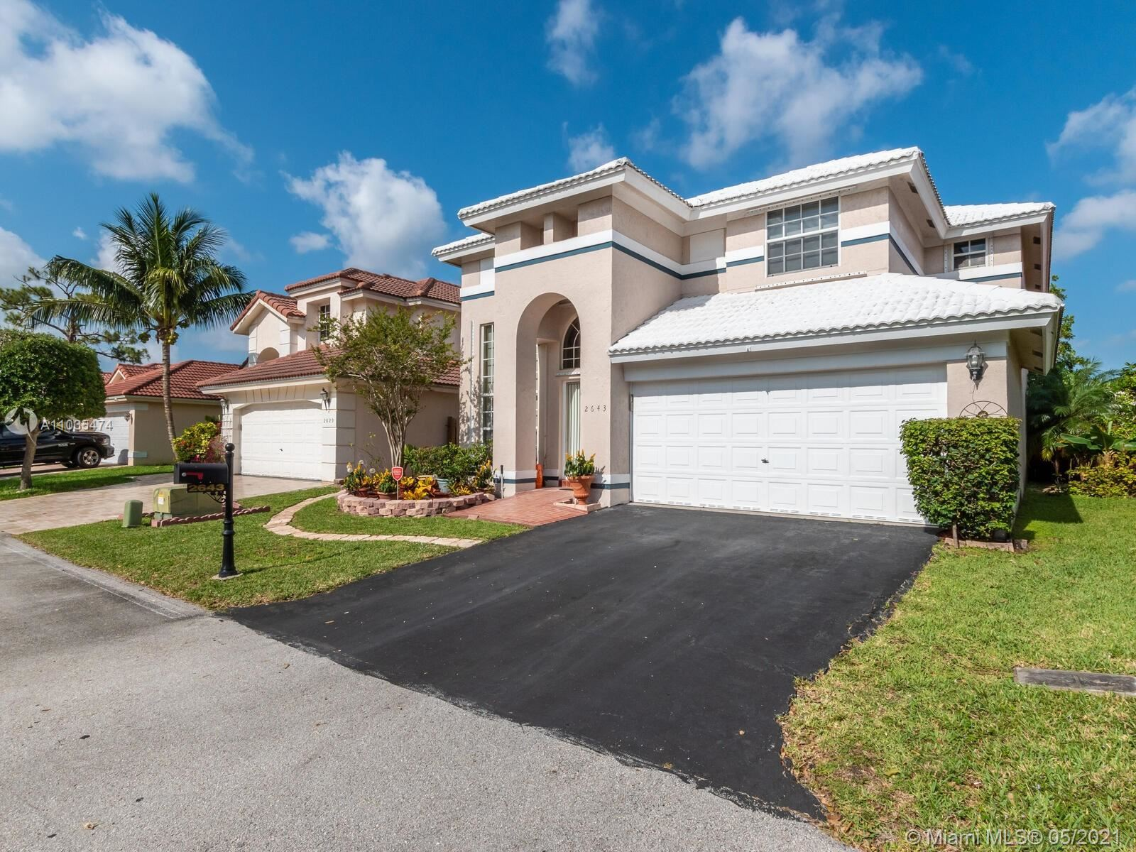 Photo of 2643 NW 68th Ter, Margate, FL 33063 (MLS # A11035474)