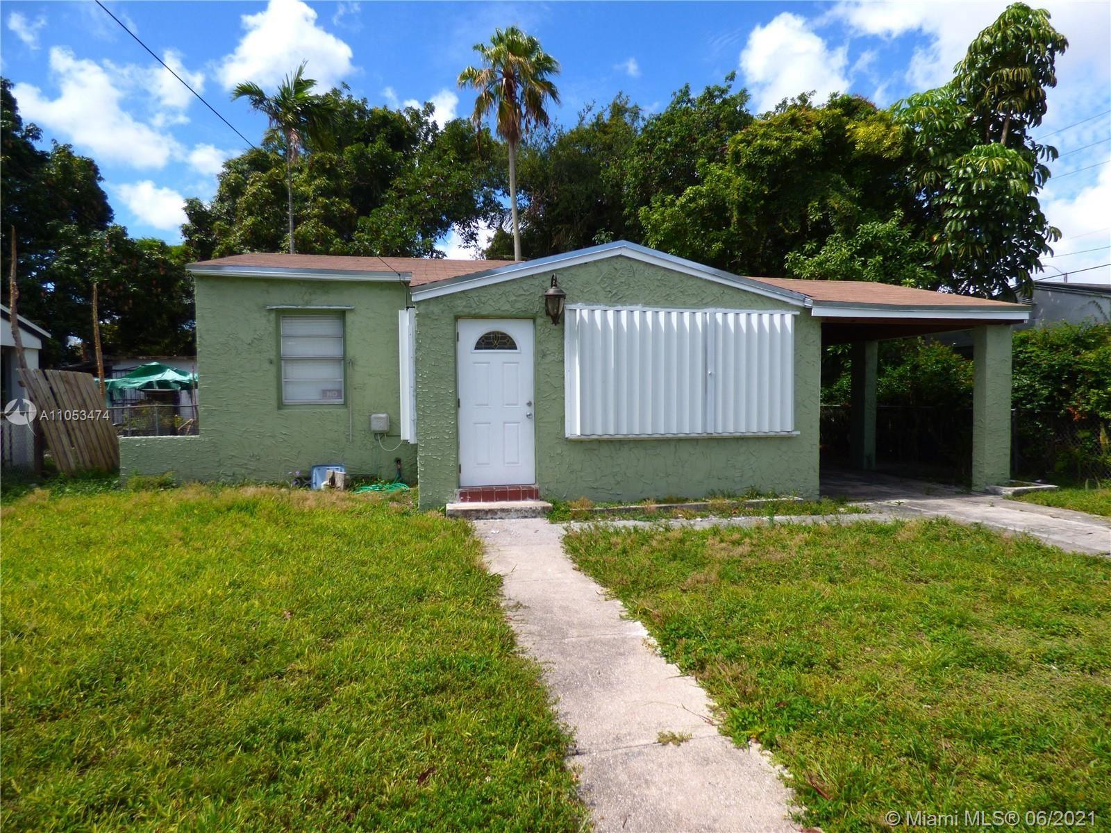 1790 NW 56th St, Miami, FL 33142 - #: A11053474