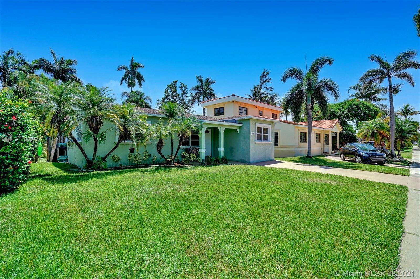 1414 Garfield St, Hollywood, FL 33020 - #: A11085474