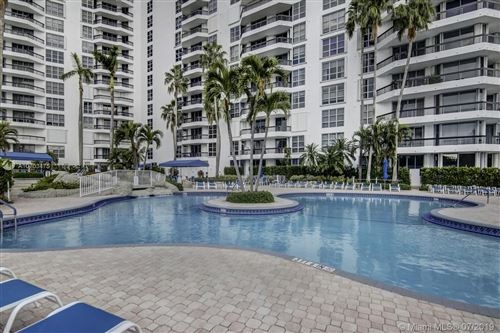 Photo of Listing MLS a10703475 in 3530 Mystic Pointe Dr #813 Aventura FL 33180