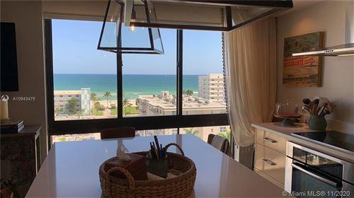Foto de inmueble con direccion 1500 S Ocean Dr #10H Hollywood FL 33019 con MLS A10943475