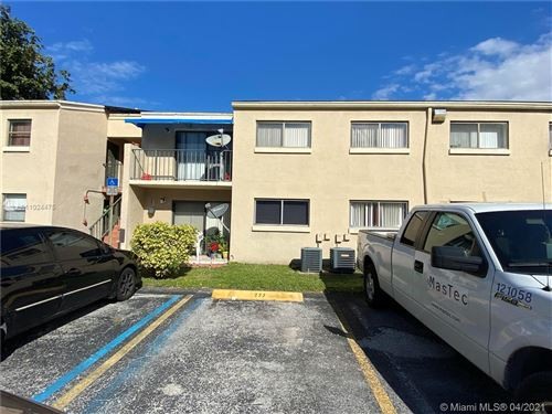 Photo of 7427 SW 152nd Ave #12-103, Miami, FL 33193 (MLS # A11024475)