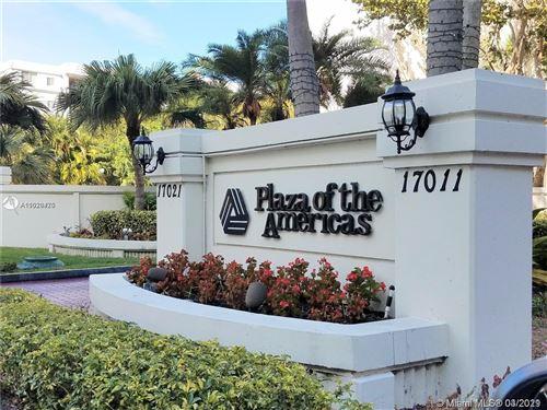 Photo of 17011 N Bay Road #412, Sunny Isles Beach, FL 33160 (MLS # A11026475)