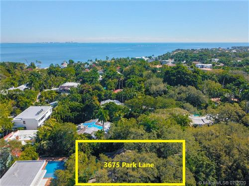 Photo of 3675 Park Lane, Coconut Grove, FL 33133 (MLS # A10885476)