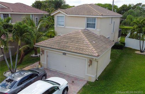 Photo of 2018 SW 159 Terrace, Miramar, FL 33027 (MLS # A11008476)