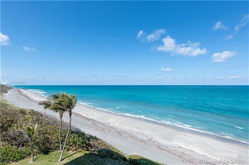 Photo of 400 Beach Rd #502, Tequesta, FL 33469 (MLS # A11026476)