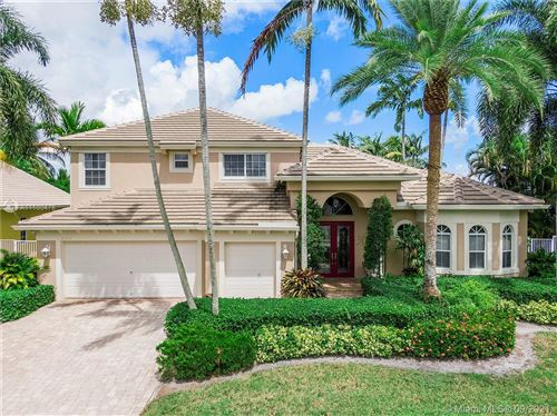 Photo of 8323 N Lake Forest Dr, Davie, FL 33328 (MLS # A11100476)