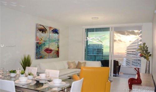 Photo of 1080 Brickell Ave #3607, Miami, FL 33131 (MLS # A10856477)
