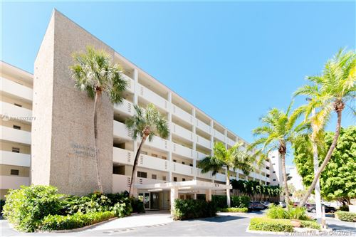 Photo of 220 KINGS POINT DR #105, Sunny Isles Beach, FL 33160 (MLS # A11027477)