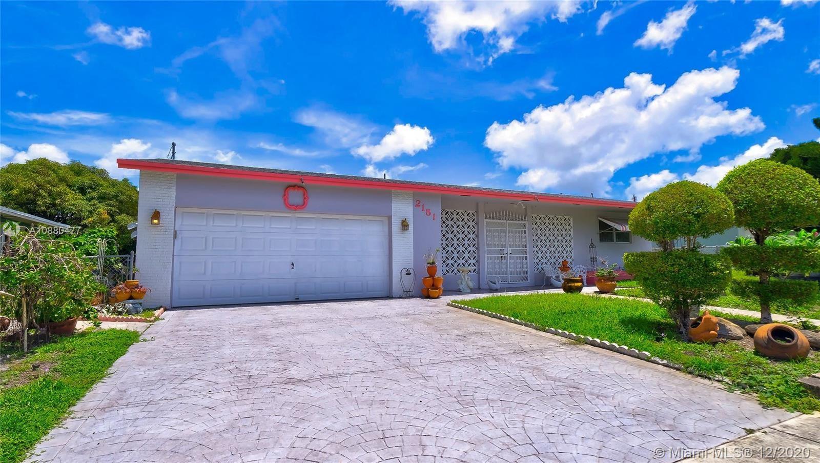 2151 NW 131st St, Miami, FL 33167 - #: A10880477