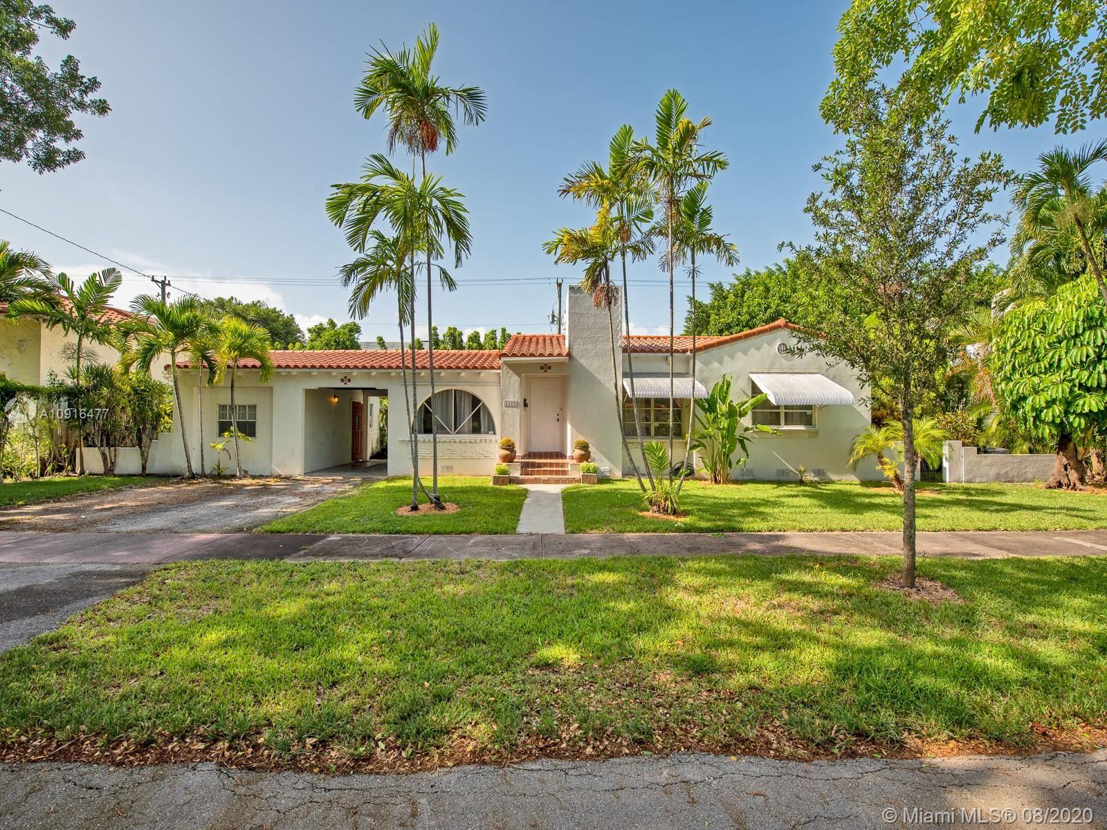 1215 San Miguel Ave, Coral Gables, FL 33134 - #: A10916477