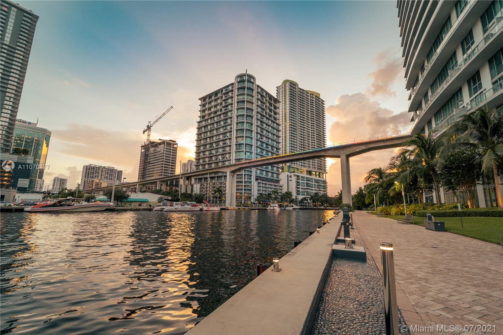 90 SW 3rd St #PH-2, Miami, FL 33130 - #: A11070477