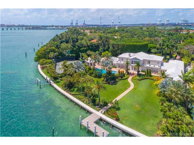 Foto 19 del inmueble MLS a10280477 en 23 Star Island Dr Miami Beach FL 33139