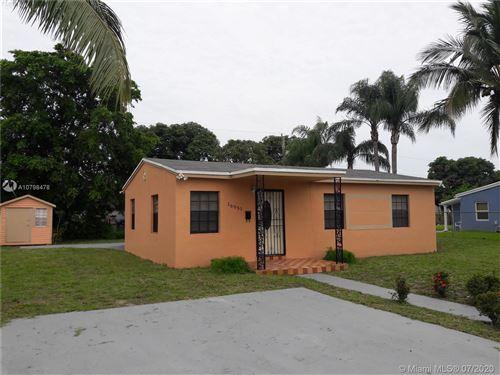 Photo of Miami Gardens, FL 33054 (MLS # A10798478)