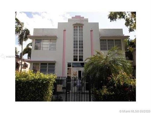 Photo of 1525 Meridian Ave #104, Miami Beach, FL 33139 (MLS # A10927478)