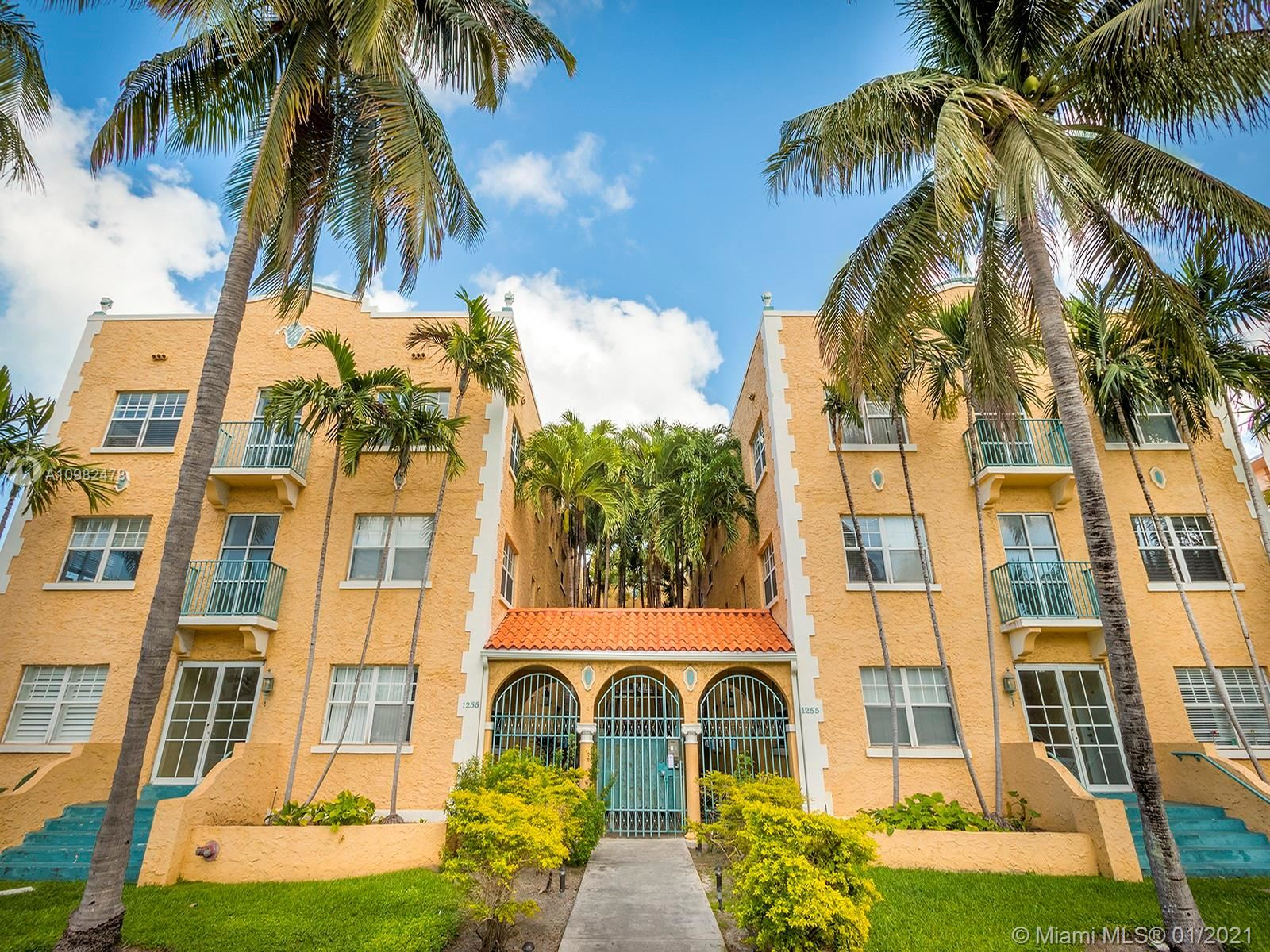 1255 Pennsylvania Ave #204, Miami Beach, FL 33139 - #: A10982478