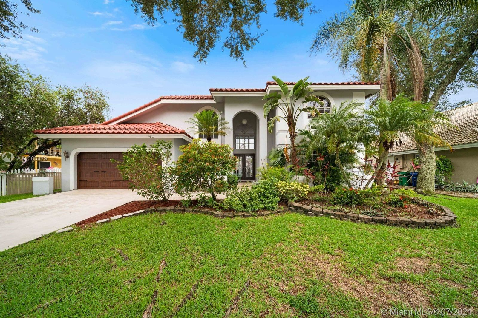 9810 NW 49th Pl, Coral Springs, FL 33076 - #: A11065478
