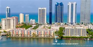 Photo of 17100 N Bay Rd #1901, Sunny Isles Beach, FL 33160 (MLS # A10728479)