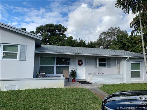 Photo of 935 NE 149th St, North Miami, FL 33161 (MLS # A10978479)