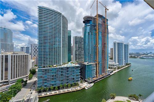 Photo of 485 Brickell Ave #2603, Miami, FL 33131 (MLS # A11074479)