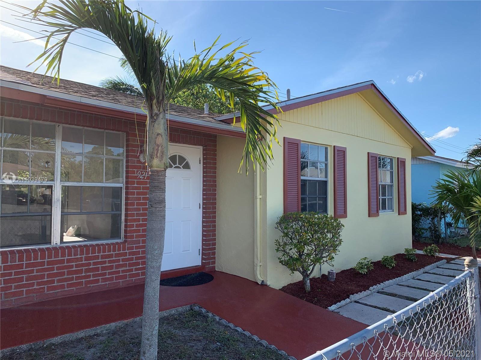 921 W Sumter Rd W #921, West Palm Beach, FL 33415 - #: A11039479