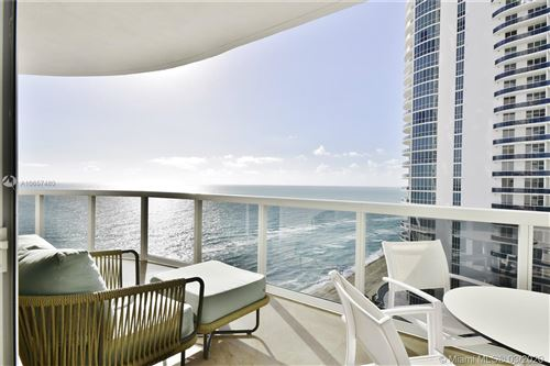 Photo of 15901 Collins Ave #1602, Sunny Isles Beach, FL 33160 (MLS # A10657480)