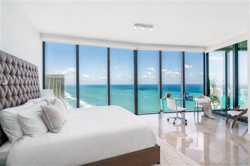 Photo of 18555 Collins Ave #5105, Sunny Isles Beach, FL 33160 (MLS # A10709480)