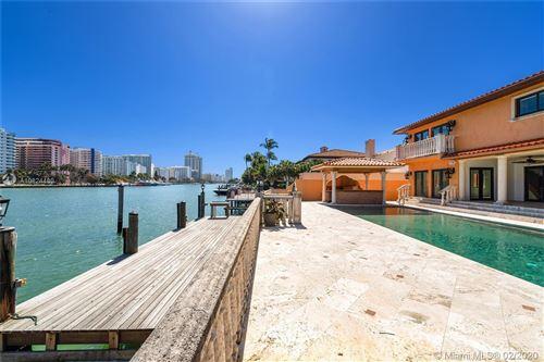 Foto de inmueble con direccion 5445 Pine Tree Dr Miami Beach FL 33140 con MLS A10824480