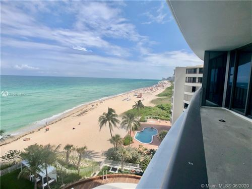 Photo of 15701 Collins Avenue #504, Sunny Isles Beach, FL 33160 (MLS # A10870480)